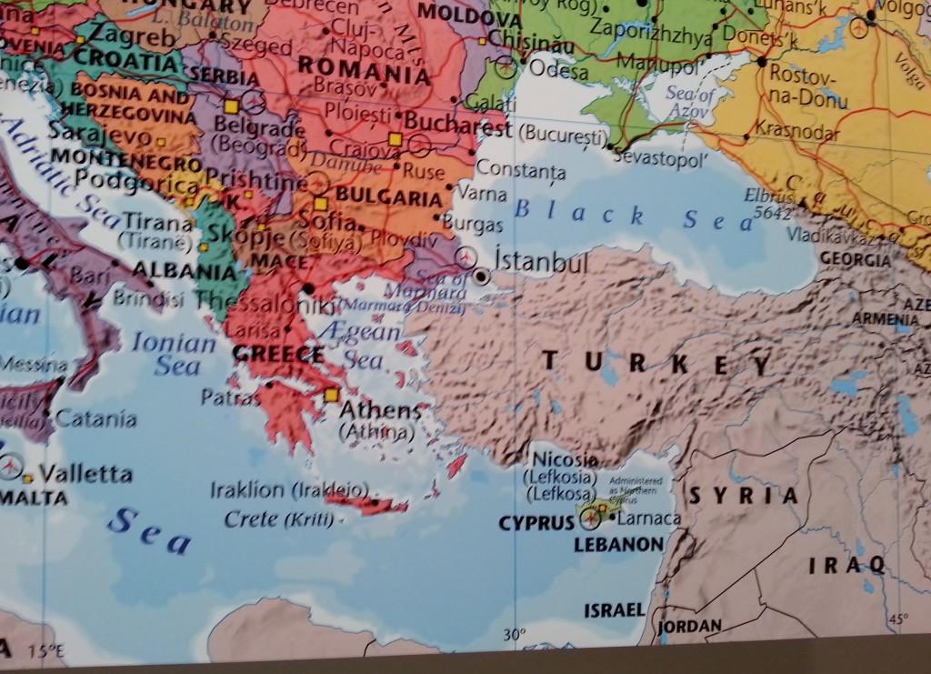 Karta Pa Turkiet Karta 2020