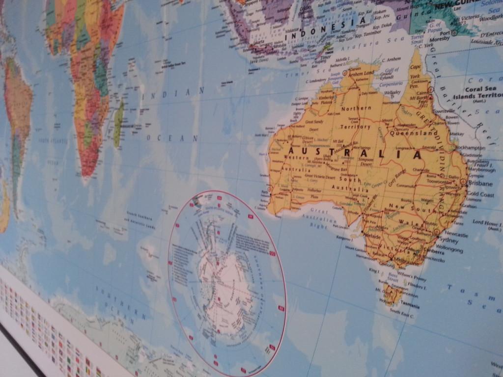 stor karta över världen Stor världskarta Klassisk 100x140   Kartkungen stor karta över världen