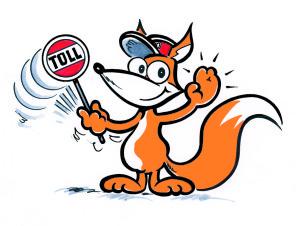 kartkungen-tull-toll-customs-karta-for-nalarkering-pinboard-map-räv-fox-logo
