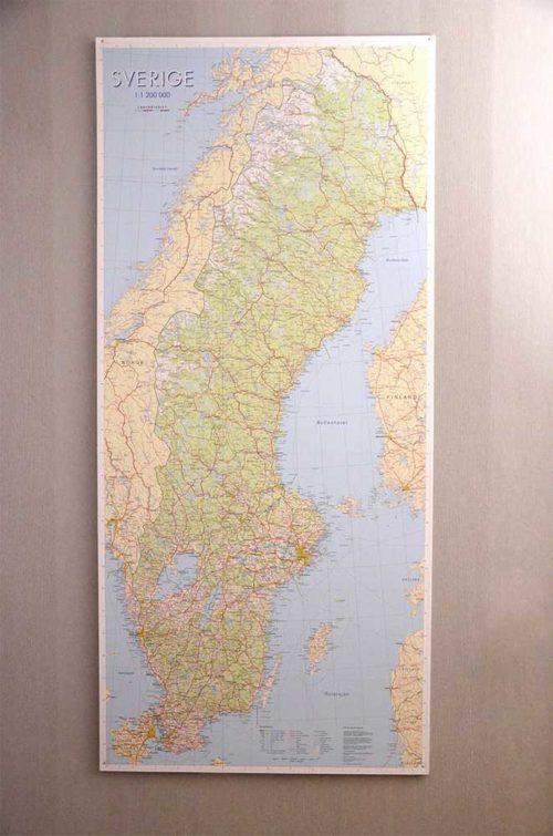 vaggkarta-sverigekarta-framless-nalmarkering
