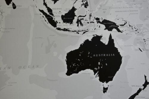 kartkungen-varldskarta-black-white-australien