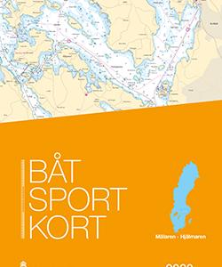Båtsport katalog Mälaren-Hjälmaren 2020 Kartkungen sjökort