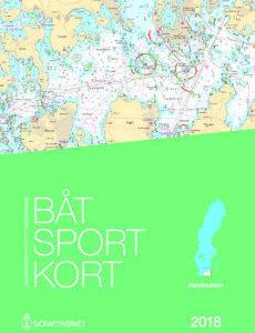 Båtsportkort katalog Hanöbukten kartkungen sjökort