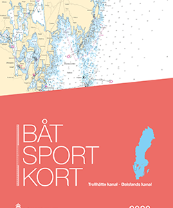 Båtsportkort katalog Trollhätte kanal - Dalslands kanal Kartkungen sjökort