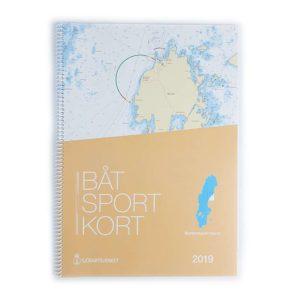 Båtsportkort sjöfartsverket Norra Bottenhavet Sikeå Sundsvall
