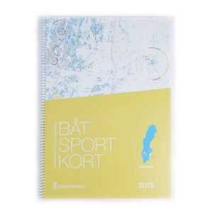 Båtsportkort sjöfartsverket Ostkusten Trosa Öregrund