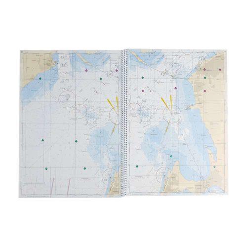 Båtsportkort sjöfartsverket sydkusten Kullen simrishamn sjökort