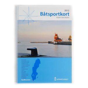 Båtsportkort sjöfartsverket sydkusten Kullen simrishamn