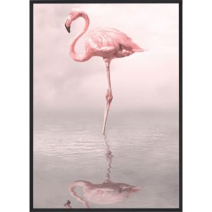 Poster_30x40_Pink_Flamingo_1