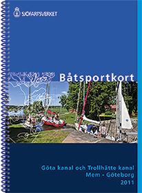 Båtsportkort Göta Kanal