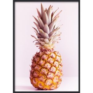 Poster 30x40 Pink Pineapple