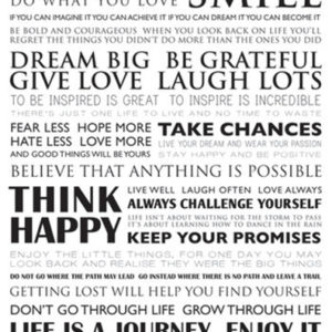 text_life-Poster-91.5x61