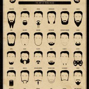 beards-Poster-91.5x61