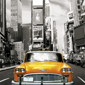 taxi_new_york-Poster-91.5x61