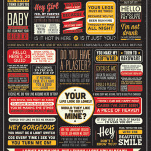 Poster-91.5x61-Chat-up-lines