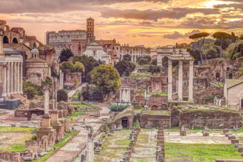 poster 91.5x61 Rome