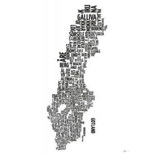 sverige_kommuner_5070-Poster-50x70