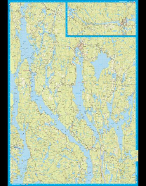 Dalslands_kanal_norra-kartkungen