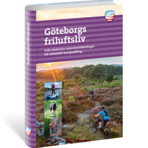 Calazo förlag Bok om göteborgs friluftsliv artikelnummer 9789188779359