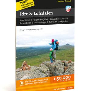 Karta calazo Idre & Lofsdalen artikelnummer 9789186773397
