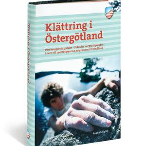 Bok Klättring i Östergötland