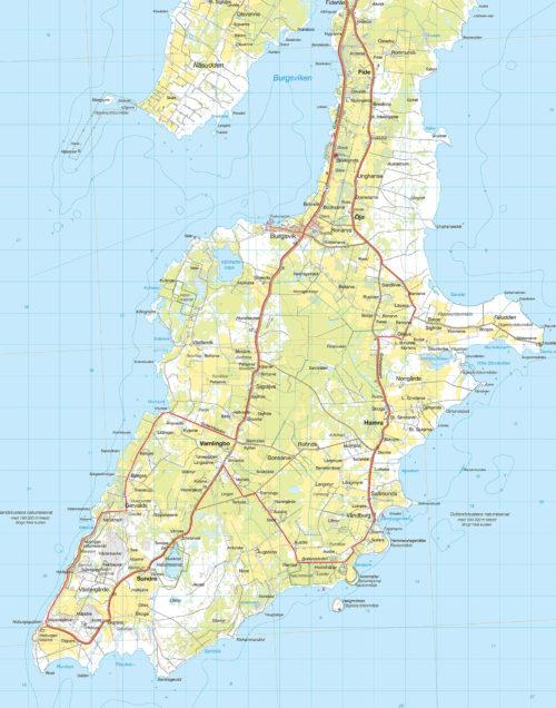 terrangkarta_Sodra_Gotland_detalj