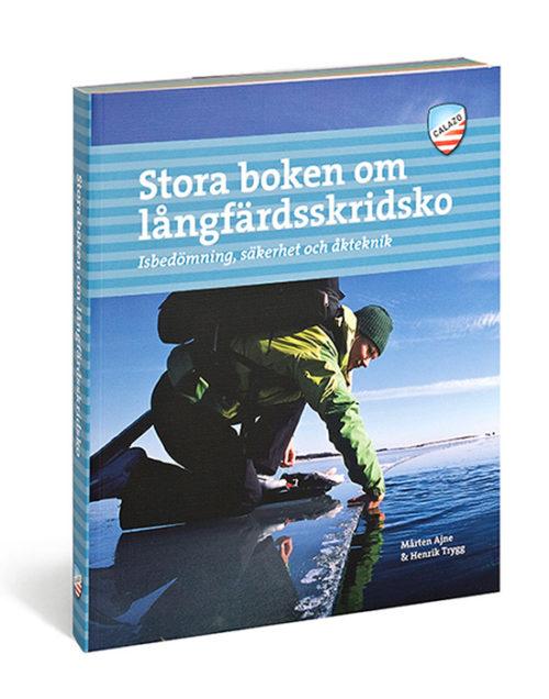 den stora boken om långfärdsskridskor 9789188779410