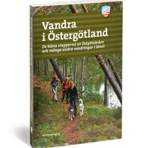 Vandra-i-östergötland bok