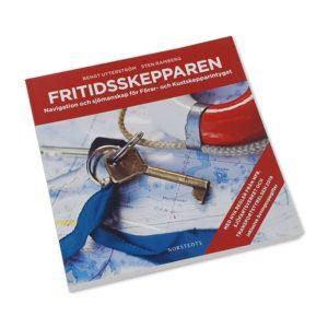 bok fritidsskepparen förarintyg för båt och kustskepparintyg-kartkungen