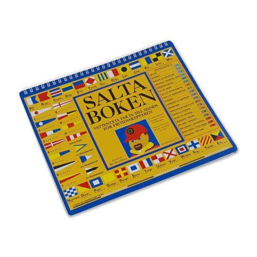 bok salta boken vattentäta fakta till hands 9789113075969 kartkungen