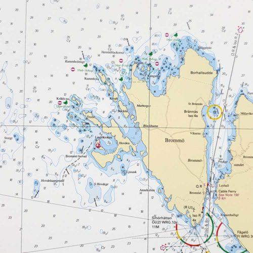 sjokort-otterbacken-mariestad-luro-INT1394SE133-02
