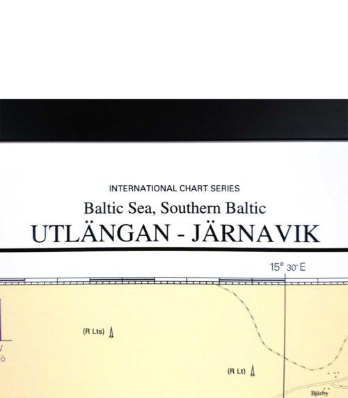Sjökort-för-vägg-Utlängan-Järnavik-INT1328SE741-03
