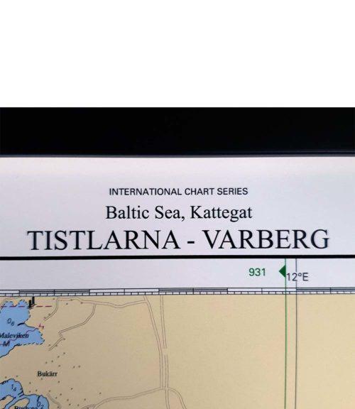 Sjökort-med-ram-Tistlarna-Varberg-INT1318SE925-03