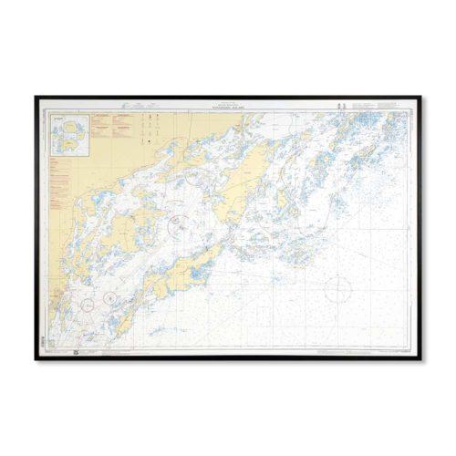 sjökort-616-för-vägg-nynäshamn-dalarö-INT1766SE616-01