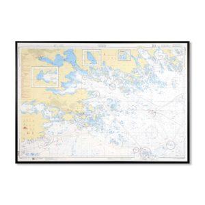 sjökort-för-vägg-oxelösund-INT1230SE6211-01