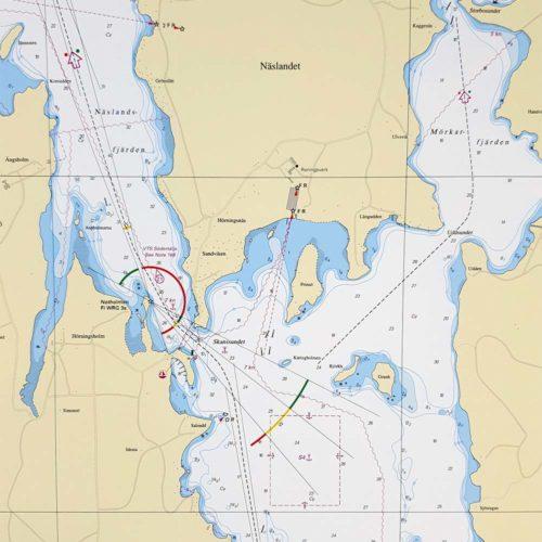 sjökort-för-vägg-södertälje-INT1234SE6181-02
