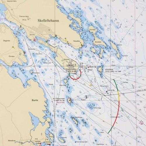 sjökort-för-vägg-skötgrönnan-skelleftehamn-nygrån-INT1176SE42 (2)