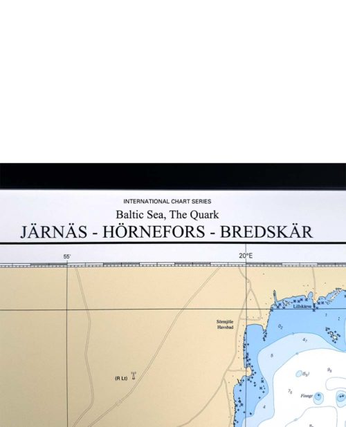 sjökort-för-väggen-järnäs-hörnefors-bredskär-kvarken-INT1172SE513-03