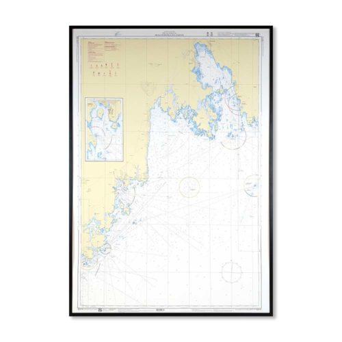 sjökort-med-ram-skag-nordmaling-järnäs-INT1171SE514