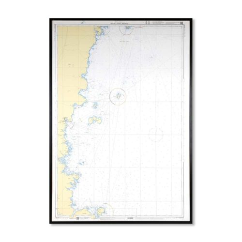 sjökort-på-väggen-bålsö-gran-brämön-Kartkungen-INT1782SE525-Sjökort 525