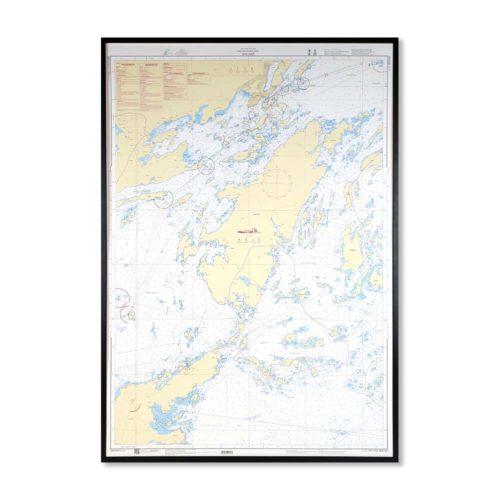 sjökort-på-väggen-dalarö-INT1768SE6163-01-Sjökort 6163