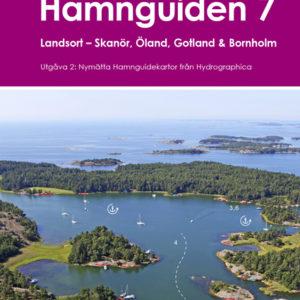 Hamnguiden 7 Landsort-Skanör Öland Gotland och Bornholm