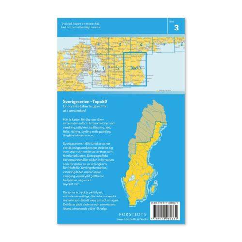 Friluftskarta 3 Simrishamn bild baksida 9789113085661