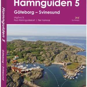 Hamnguiden 5 Göteborg-Svinesund 9788292284988