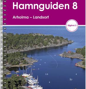 hamnguiden 8 Arholma - Landsort 9788279972204