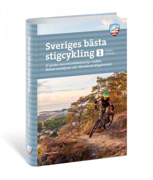 Bok sveriges bästa stigcykling del 1 mountainbike i Sverige