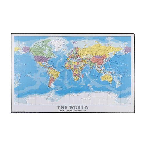 skrivbordsunderlägg-världskarta-39cmx49cm