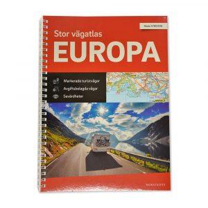 stor-vagatlas-europa-norstedts-a3-spiralinbunden-framsidan-9789113093215