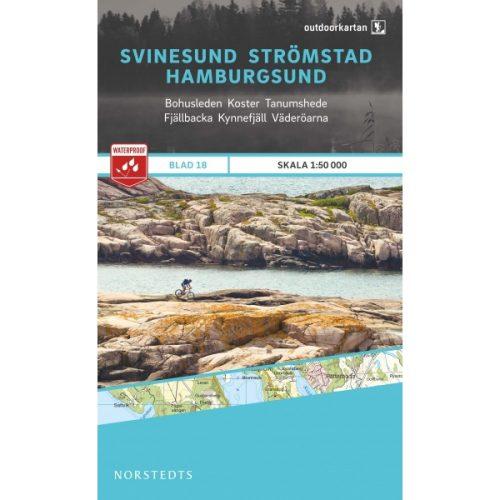 Outdoorkarta-18-svinesund-strömstad-hamburgsund-9789113068398-framsida