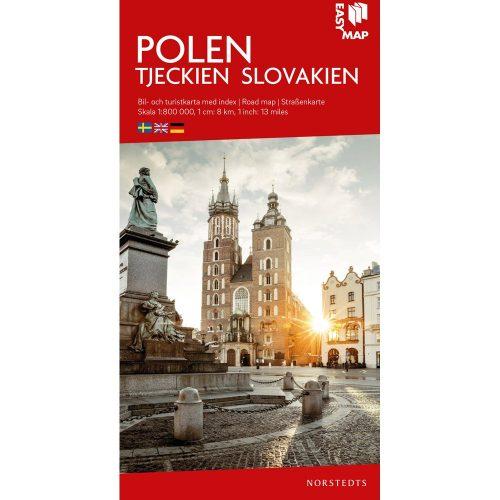 karta-polen-tjeckien-och-slovakien-9789113083438